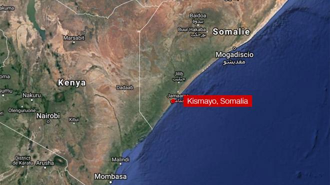 Attaque terroriste d'un hôtel en Somalie au moins 26 morts