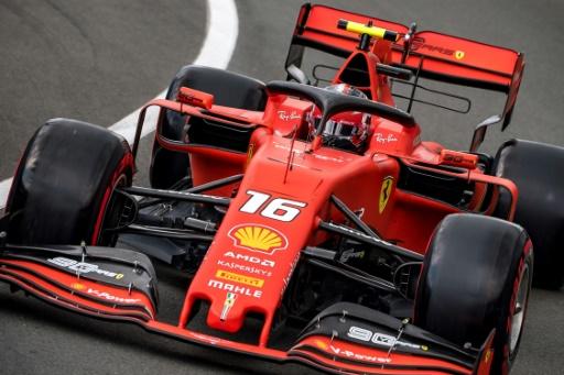 GP de F1 de Grande-Bretagne: Ferrari et Hamilton dans un mouchoir en essais libres 3