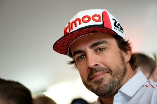 F1: Alonso libre de courir pour une autre écurie, selon le patron de McLaren
