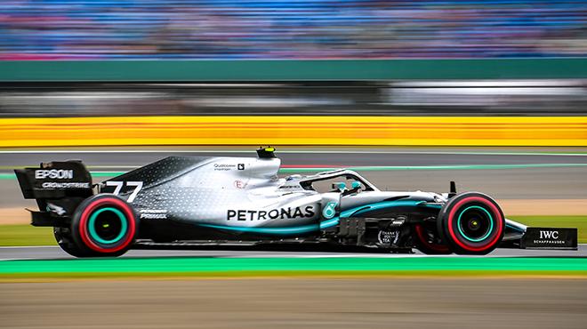 F1: Valtteri Bottas signe la pole position du GP d