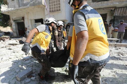 Syrie: 15 civils tués dans des bombardements sur la région d'Idleb (OSDH)