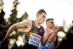 Euro espoirs d'athlétisme - Kobe Vleminckx décroche l'argent sur 200 mètres, deuxième médaille pour la Belgique