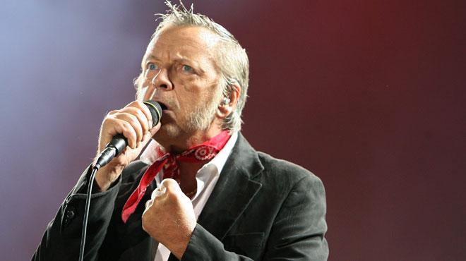 Le chanteur Renaud annonce son prochain album: