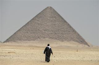 Egypte- ouverture au public de deux nouvelles pyramides