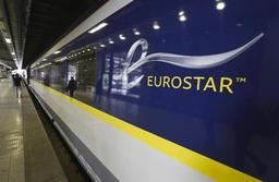 Longues files d'attente pour Eurostar à Bruxelles-Midi