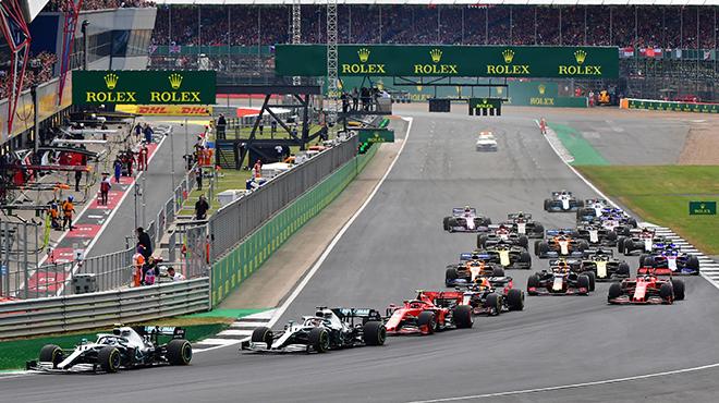 F1: Lewis Hamilton s'impose au terme d'une course spectaculaire à Silverstone