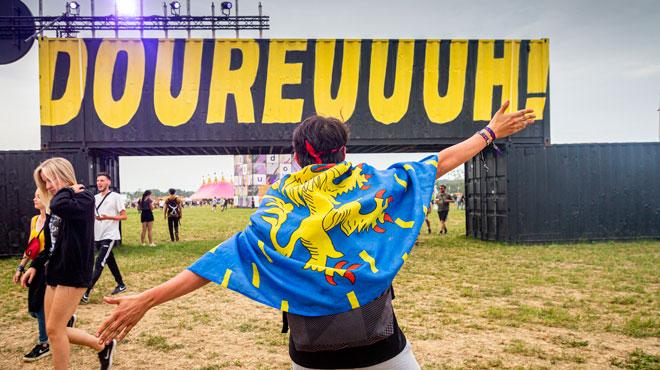 Le festival de Dour se termine avec un record de fréquentation