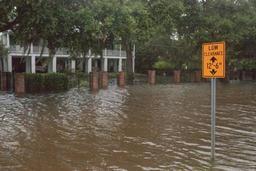 La tempête Barry rétrogradée en dépression tropicale aux Etats-Unis
