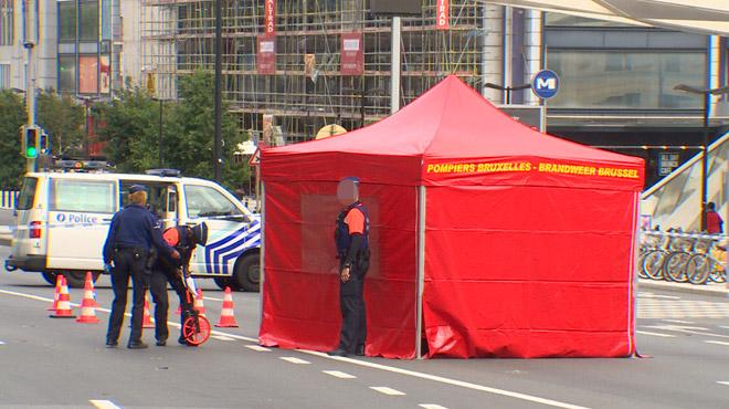 Un jeune Roumain tué par un chauffard dimanche à Bruxelles: le suspect s'est rendu à la police