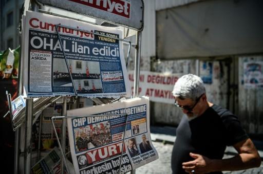 La Turquie commémore le troisième anniversaire du putsch manqué