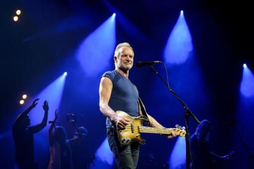 Sting annule un autre concert à Bonn  mais chantera mercredi à Lyon