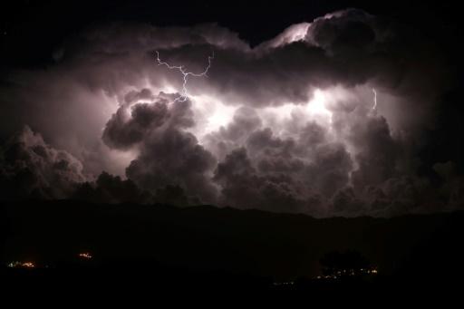 La Corse placée en vigilance orange pour les orages