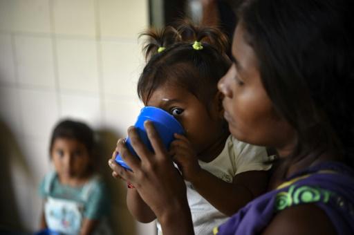 La faim s'étend dans le monde pour la troisième année consécutive