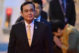 Le Premier ministre thaïlandais annonce la fin du régime militaire