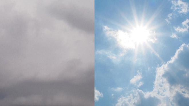 La météo de ce mardi: elle variera selon les régions