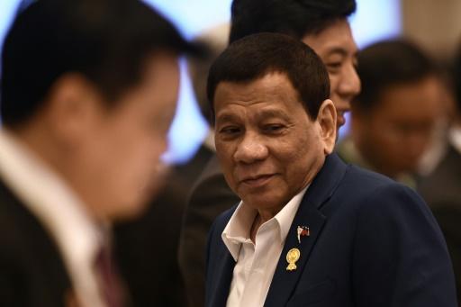 Loi anti-harcèlement sexuel: Duterte le