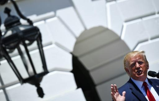 Pékin rabroue Trump sur le ralentissement économique chinois