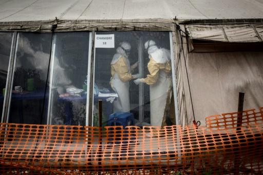 Ebola en RDC: le patient de Goma est décédé lors de son transfert à Butembo