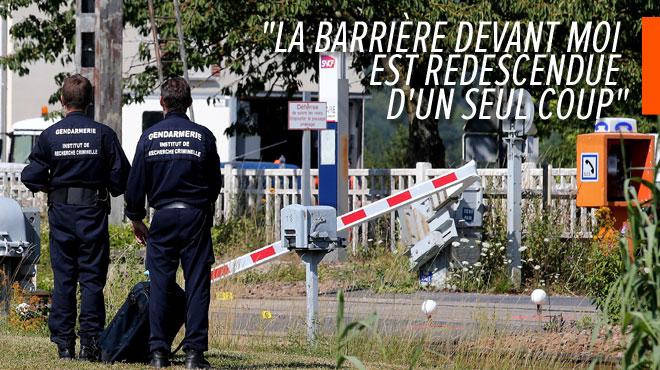 4 morts dans une collision sur un passage à niveau en France: une automobiliste assure que la barrière était défaillante