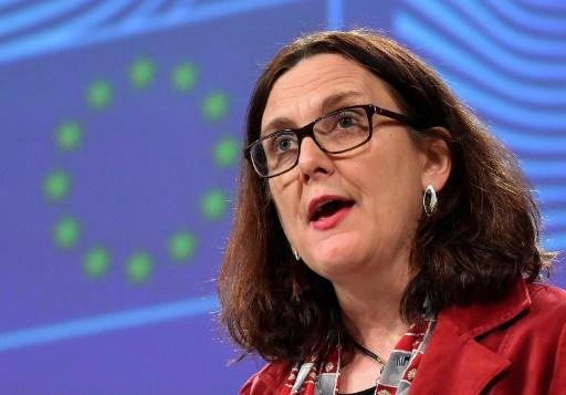 Mercosur, CETA: la commissaire européenne au Commerce en croisade contre les infox