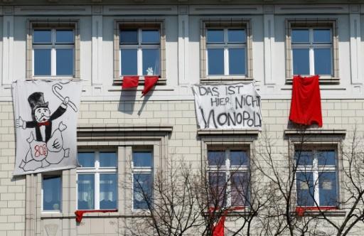 La ville de Berlin rachète 670 appartements de la Karl Marx Allee
