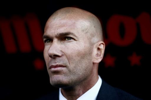 Real Madrid: Zidane, endeuillé, de retour avec son équipe à Montréal
