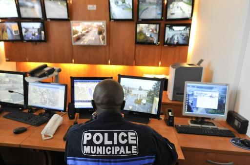 Police municipale à Paris: