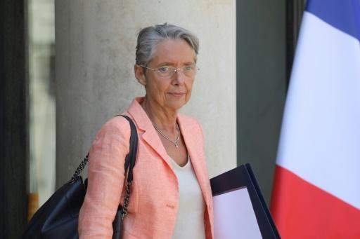 La ministre des Transports Elisabeth Borne nommée ministre de l'Ecologie