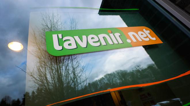 Le personnel des Editions de L'Avenir se met en grève: