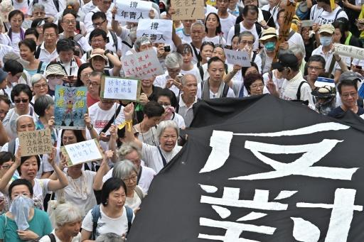 Hong Kong: une