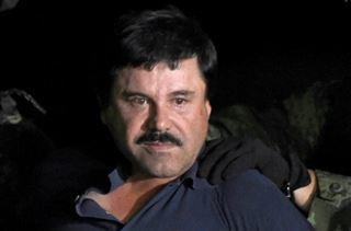 El Chapo, un des plus grands barons de la drogue