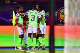 CAN 2019 - Le Nigeria troisième de la CAN grâce à sa victoire contre la Tunisie
