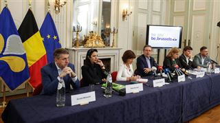 Voici le casting du gouvernement bruxellois (et il y a quelques surprises de taille) 5