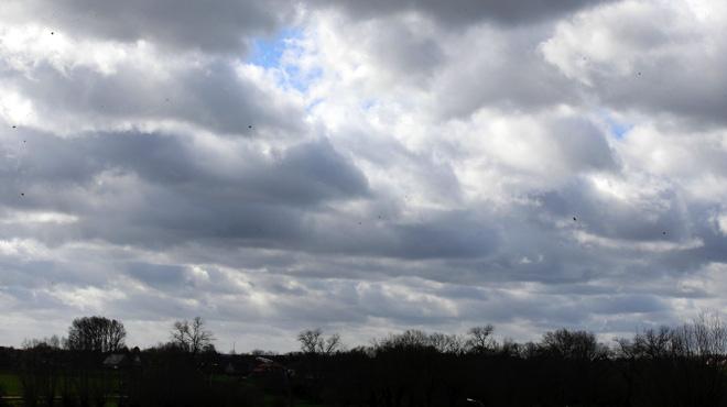 Prévisions météo: les nuages reviennent mais l'été s'intensifie