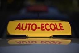 Trois quarts des jeunes conducteurs passent par l'auto-école pour leur permis