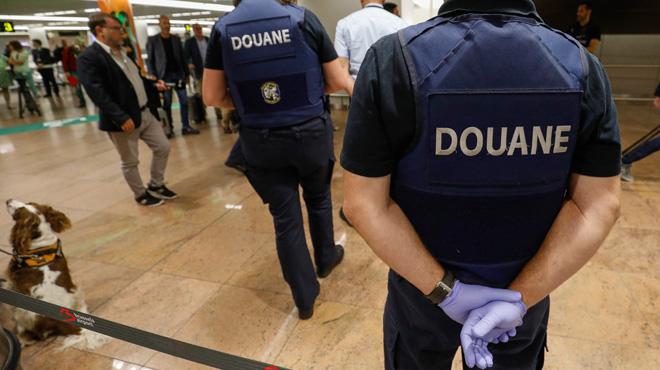 Les douaniers belges proches de la grève: en manque d'effectif, ils ont pourtant de nombreuses tâches...