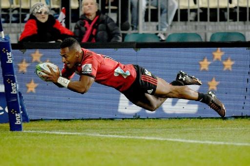 Rugby: les All Blacks lancent le sulfureux Sevu Reece contre l'Argentine
