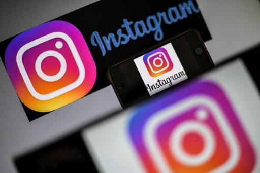 Instagram masque les