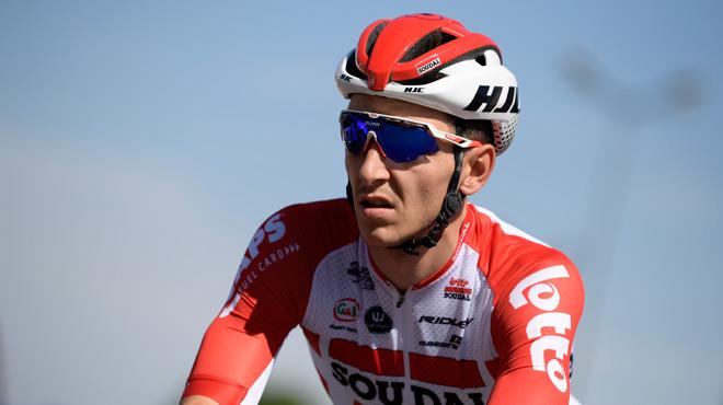 Tour de France: la drôle de mésaventure de l'équipe Lotto Soudal après la 11e étape