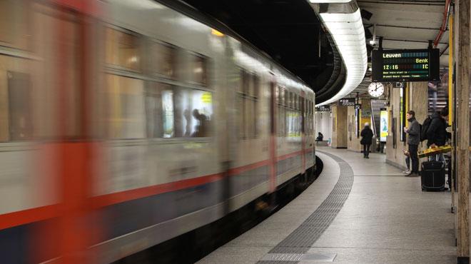 Menace de grève sur le rail le 27 juillet: la CGSP Cheminots veut donner sa chance au dialogue