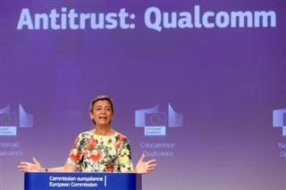 Concurrence- l'UE inflige 242 millions d'euros d'amende à Qualcomm