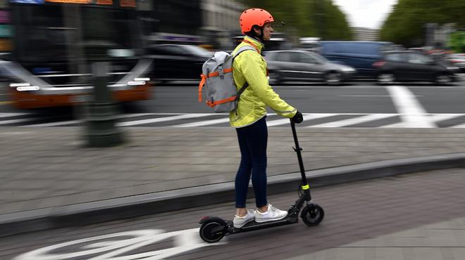 Avec leurs écochèques, les travailleurs belges pourront bientôt acheter une trottinette