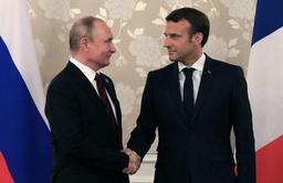 Poutine et Macron veulent