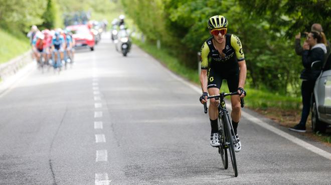 Tour de France: le Britannique Simon Yates s'impose dans la 12e étape