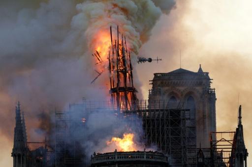 Plomb de Notre-Dame: