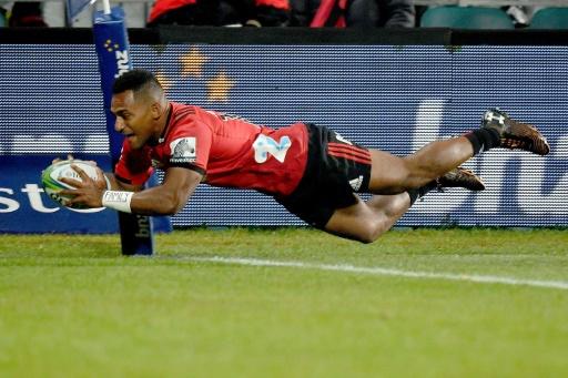Rugby: Sevu Reece, la sélection qui fait tache chez les All Blacks
