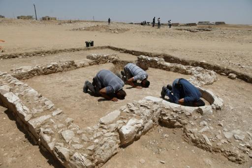 Découverte en Israël d'une des plus anciennes mosquées rurales au monde