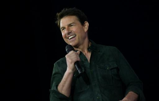 Tom Cruise s'exprime sur le nouveau film Top Gun: