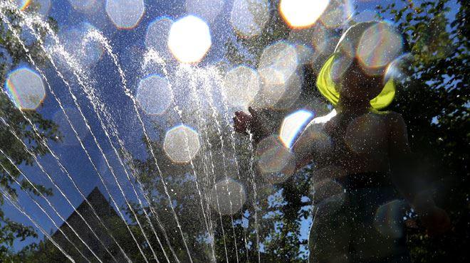 Prévisions météo- un samedi avec des averses, parfois orageuses, avant une période de chaleur 1