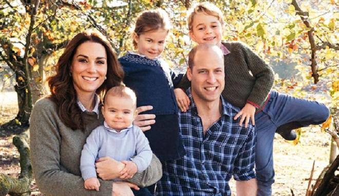 On sait où le prince William et sa famille sont en vacances: